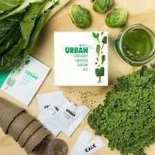 Urban Greens Herb Grow Kits
