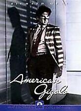 American Gigolo (DVD, 2000, Sensormatic) brand new