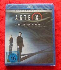 Akte X Jenseits der Wahrheit Directors Cut, Blu-Ray, Neu