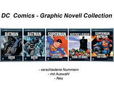 DC COMICS - Graphic Novel Collection - Band 1 bis 20 zur Auswahl - NEU und OVP
