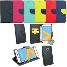 Housse etui coque pochette portefeuille pour HTC 10 (One M10) + film ecran