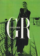PUBLICITE   1976   GEORGE RECH  manteau haute couture
