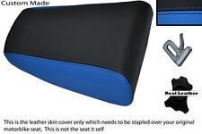BLUE & BLACK CUSTOM 03-12 FITS SUZUKI SV 650 1000 REAR PILLION SEAT COVER
