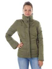 CMP chaqueta Plumón funcional Con Capucha Verde Teflón Aislamiento