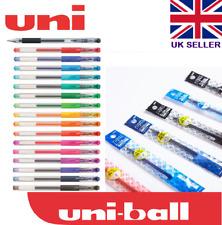 Uni-ball Signo UM-151 0.38mm Gel Comfort Grip Rollerball colours 1Pen+2refills