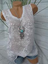 sheego Blouse Tunic Size 40- 56 Short Sleeve Soft Falling (688) Mullet