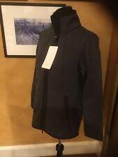 Lululemon It's Fleecing Cold Jacket HBLK/BLK 6 8 10 12 $148 NWT