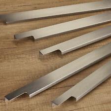 Möbelgriff Griffleiste weiß matt Küchengriff Pearl Schubladengriff 150-1195 mm