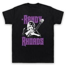 RANDY RHOADS HEAVY METAL ROCK GUITAR HERO UNOFFICIAL T-SHIRT ADULTS KIDS SIZES