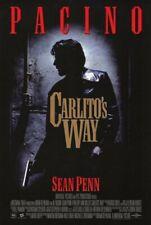 Carlito's Way 8x10 11x17 16x20 24x36 27x40 Movie Poster Brian De Palma Pacino A