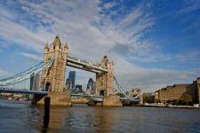 Tower Bridge River Thames London England photograph