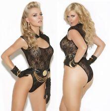 Black Lace Teddy, Keyhole Bodysuit, Sexy Dancer, Burlesque, 8-18, Glam
