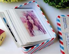 2pc Metal Photo Album Box Case For Fujifilm Instax Polaroid Mini 8 90 70 25 Film