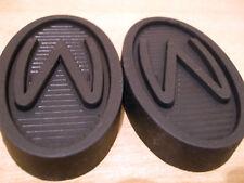 Vintage Wolseley 14/60 Pedal Rubbers