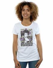 Jimi Hendrix Women's Vogue Floral T-Shirt