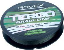 Rovex Tergo Precision Performance Braid 250m spools
