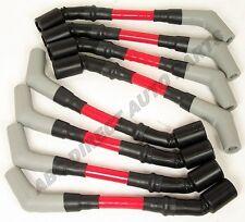 LS1 LS2 LS3 LS6 LS7 10mm Red High Heat Performance Spark Plug Ignition Wire Set