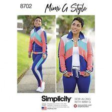Free UK P&P - Simplicity Sewing Pattern 8702 (Simplicity-8702-M(FP))