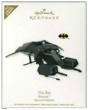 2012 Hallmark Batman The Dark Knight Rises Bat Limited Quantity Ornament!