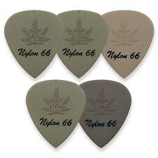 PICKBOY NYLON tono plettro Picks Pleks plektra plektron chitarra 6 pezzi