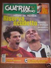 GUERIN SPORTIVO 2001/22 BAYERN MONACO MONTELLA ROMA