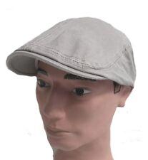 DIAPOSITIVE Bonnet FlatCap de sport chapeaux pour Hommes en paille GOLF AUTOMNE