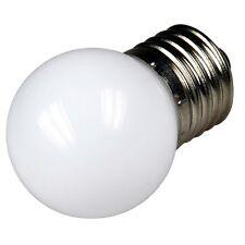 LED Tropfen-Lampe E27 30lm 230V Volt Leuchtmittel Glüh-Birne für Lichterkette