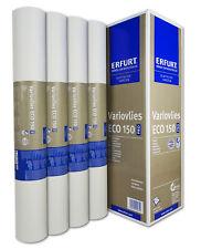 Erfurt EcoVlies EV 150 Variovlies 25x0,75m Vliestapete Renoviervlies Glattvlies