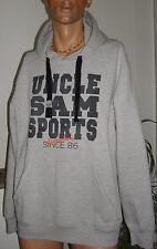 🚗 UNCLE SAM - Kapuzen - Sweatshirt / - Pullover mit langem Arm Gr. L ; XL ; 2XL