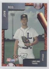 1992 Fleer ProCards Minor League 2277 John I Reid Lakeland Tigers I. Rookie Card