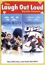 Grown Ups/Grown Ups 2 (DVD, 2015) NEW