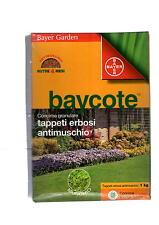 baycote concime granulare anti muschio ,4 mesi , da 2,5 -4 kg/100m2conf conf.1kg
