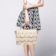 Woman Fashion Handbag Shoulder bag crossbody Satchel - Brown, Beige, Black