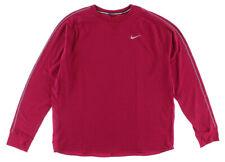Nike Mens Dri FIT Sprint Crew Shirt Red 642796 644