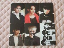 SHINee 5th Mini Album Everybody Photocard Set Onew Key Taemin Minho Jonghyun
