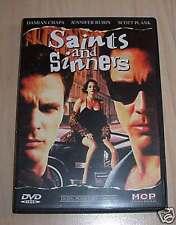 DVD Saints and Sinners - Dreieck der Sünde (Dirty Cop)
