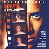 Mychael Danna : 8MM: Original Film Soundtrack ( CD 1999)