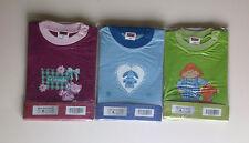 Infant Boys Girls Short Sleeve + Shorts 2Pc Set 100% Cotton Ages 1 2 3 4 & 5