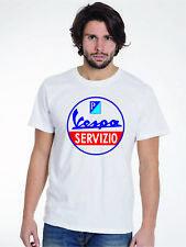 T-Shirt PIAGGIO VESPA SERVIZIO