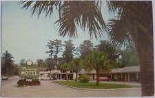 1950's Chrome Postcard-Midway Hotel-Savannah-Georgia GA