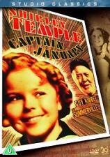 Captain January DVD Shirley Temple Fox Studio Classics #83