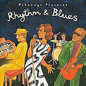 Putumayo Presents RHYTHM AND BLUES World Music CD