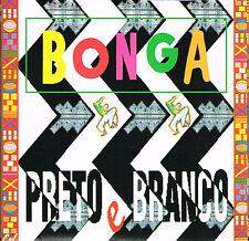 Bonga Preto e Branco Angola Africa CD MINT