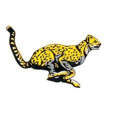 """Leopard Martial Arts Patch - 6"""""""