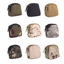 Outdoor Hiking Waist Bag Key Coin Bag Purses Mini EDC Molle Pouch Bag Packs