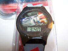 Disney Cars LCD Watch Wristwatch Boost & McQueen New Needs Batteries