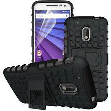 Handy Tasche Lenovo Motorola Panzer Hülle Hybrid Case Cover Schutzhülle Bumper