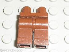Jambes LEGO STAR WARS OldBrown minifig legs / sets 7161 3342 7171 7121 7133 7204