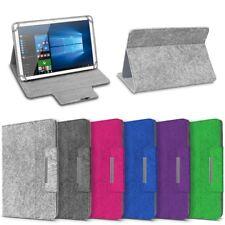 Tablet Schutz Hülle für 10 Zoll Filz Tasche Schutzhülle Case Cover Standfunktion