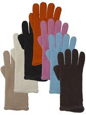 Größe S XL Farbe ocker Fingerhandschuhe extrem warm Handschuhe Thinsulate